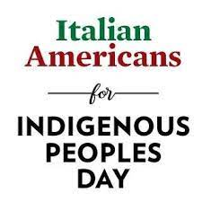Italian heritage and Indigenous peoples day
