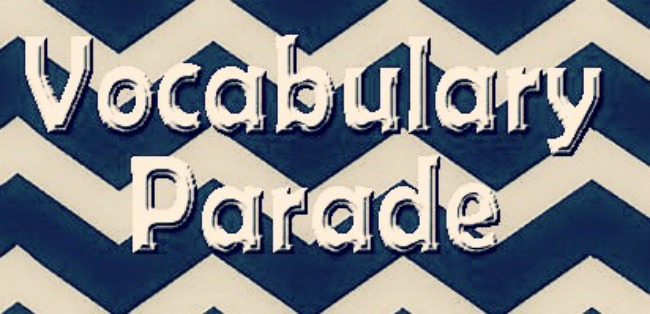 vocabulary parade